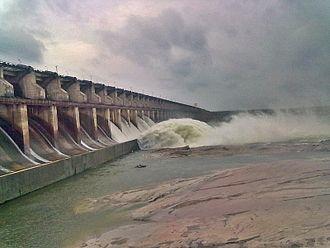 Nizamabad, Telangana - Pochampahad Project
