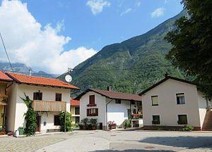 Srpenica - Image: Srpenica Slovenia