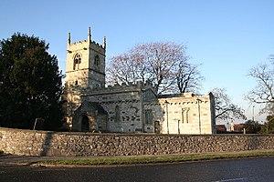 Edlington - St Peter's Church
