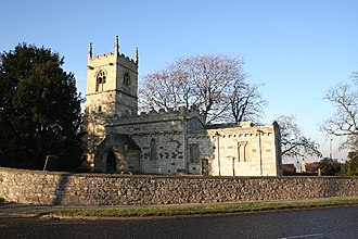 Churches Conservation Trust - St Peter's Parish Church in Edlington