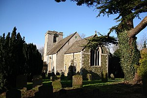 Skendleby - Image: St.Peter and St.Paul's church, Skendleby, Lincs. geograph.org.uk 112901