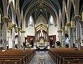 St. Augustine Cathedral interior - Bridgeport, Connecticut 01.jpg