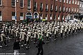 St. Patrick's Day Parade (2013) In Dublin - Purdue University All-American Marching Band, Indiana, USA (8565461223).jpg