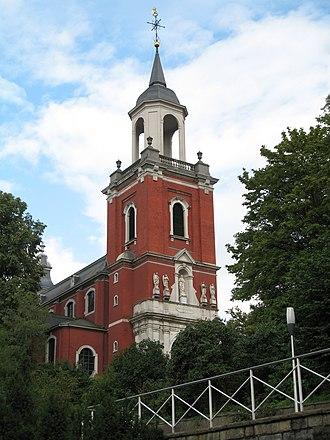 Burtscheid - St Michaels church