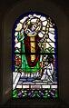 StStanisław Szczepanowski stained glass window, StJude the Apostle Church, 6 Wezyka street,Nowa Huta,Krakow,Poland.jpg