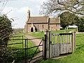 St Bartholomew, Munsley - geograph.org.uk - 1803813.jpg