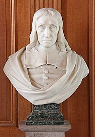 St Giles, Cripplegate, London EC2 - Bust of Milton - geograph.org.uk - 1209163.jpg