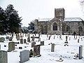 St John the Baptist Church, Bishopstone - geograph.org.uk - 1144981.jpg