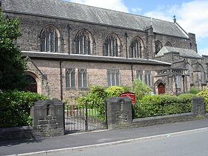 St Margaret's Church, Halliwell - Image: St Margaret's, Bolton