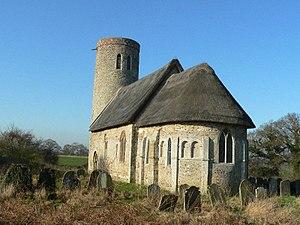 Hales - Hales St Margaret