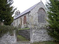 St Mary's Church (Derwen)