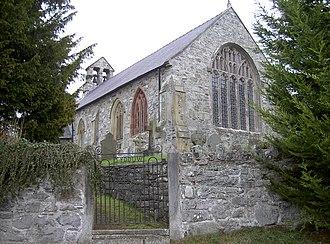 Derwen - Image: St Mary's church, Derwen