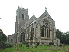 St Mary, Martham, Norfolk - geograph.org.uk - 312326.jpg
