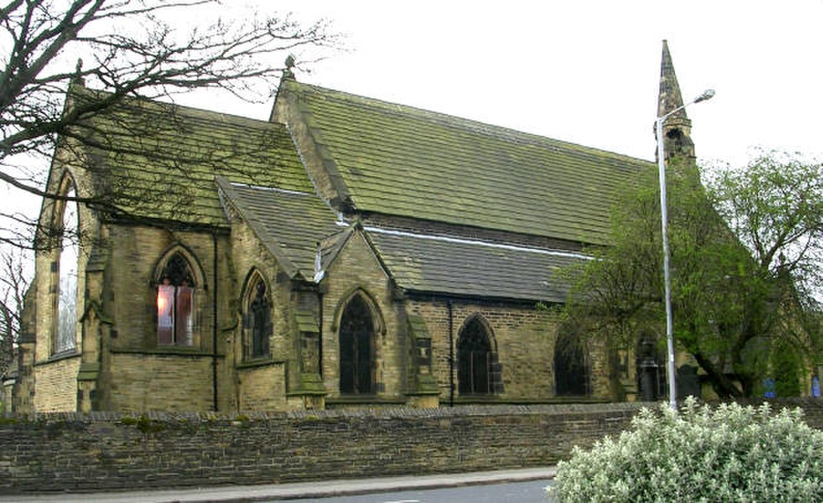 St Matthew's Church - Bankfoot - geograph.org.uk - 397339.jpg
