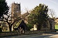 St Michael's Church, Thornhill - geograph.org.uk - 289284.jpg