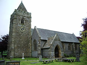 Thornton in Lonsdale - Image: St Oswald's Church, Thornton in Lonsdale