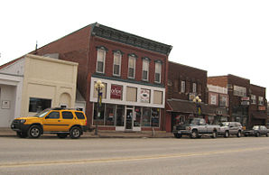 Downtown Saint Ansgar