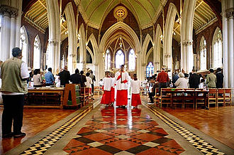 St John the Divine, Kennington - High Mass at St John the Divine