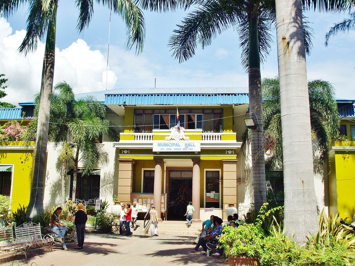 Santa Cruz, Davao del Sur - Wikipedia