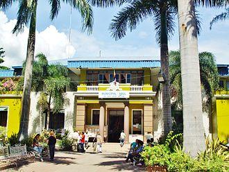 Santa Cruz, Davao del Sur - Municipal Hall of Sta. Cruz