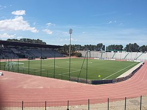 Honneur Stadium - Image: Stade d'honneur