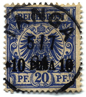 Postage stamps and postal history of the German colonies