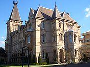 Stanmore Newington College 1