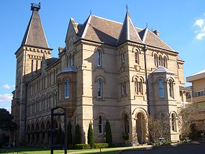 Newington House - Newington College, Stanmore