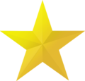 This is a gold star for you