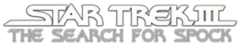 Logo van The Search for Spock