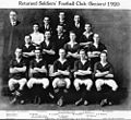StateLibQld 1 118776 Members of the Returned Soldiers Football Club, Brisbane, 1920.jpg