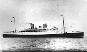 RMS Rangitata - Image: State Lib Qld 1 168303 Rangitata (ship)