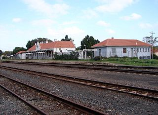 Moorreesburg Place in Western Cape, South Africa