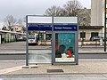 Station Tramway IdF Ligne 6 Georges Pompidou - Clamart (FR92) - 2021-01-03 - 6.jpg