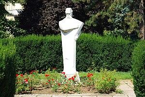 Jadar Museum - Statue of Vuk Stefanović Karadžić