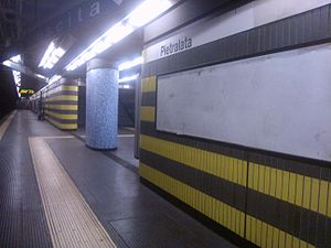 Pietralata (Rome Metro)