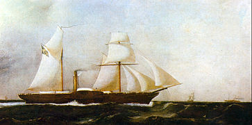 Steamship dom Afonso