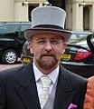 Stephen Whittle (OBE) at Buckingham Palace (cropped).jpg