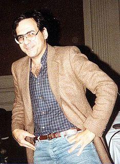 Steve Gerber American comic writer