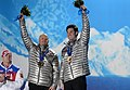Steven Holcomb and Steve Langton(12626788343).jpg