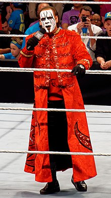 sting wrestler wikipedia