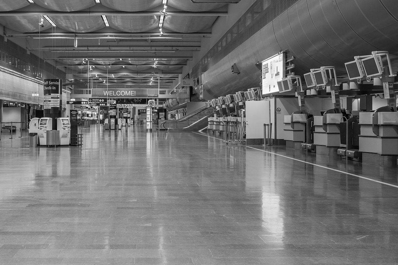 Arlanda departures