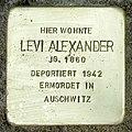 Stolperstein Verden - Levi Alexander (1860).jpg
