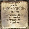 Stolperstein für Ludvik Roubicek.jpg