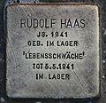 Stolperstein für Rudolf Haas.JPG
