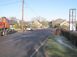 Stranocum Human settlement in Northern Ireland
