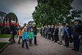 Strasbourg monument aux morts cérémonie Toussaint 2013 20.jpg