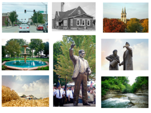 Streator, Illinois - Images representing the city of Streator, Illinois.