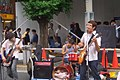 Street band in Akihabara pedestrian zone (2005-06-19 17.01.19 by *pb*).jpg