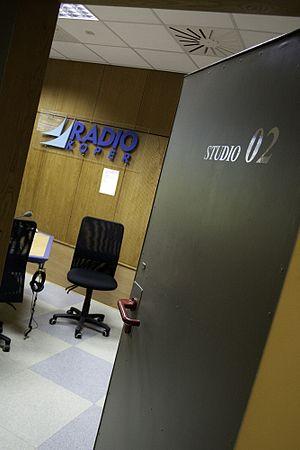 Radio Koper - Image: Studio 02